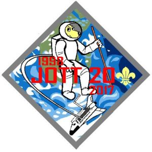 JOTT 2017 Day Hike Badge